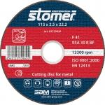 Диск отрезной CD-xxx, STOMER
