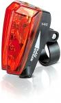 Фонарь V-052 велосипедный с лазерной подсветкой, LED, лазер, ЯРКИЙ ЛУЧ, 4606400615774