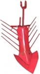Выкапыватель С 03.03.21.00.00 для GR 105/105E/135/500/900, для легк. мотоблоков, GRASSHOPPER