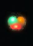 Ночник в форме яблока KOCNL_LP1001, КОСМОС