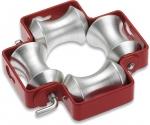 Комплект из 2-х устройств для прокладки кабеляTAXIFIX и 2-х держателей в пластиковом кейсе, CIMCO, 142764