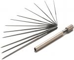 Ершики для чистки сопел 0.61 - 1.9мм, 12шт, CIMCO, 204815