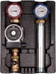 Высокотемпературная насосная группа для подключения к радиаторной системе отопления, ICMA, R003/93R003AEDP321