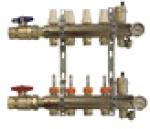 Коллектор с расходомерами, ICMA