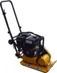 Виброплита CNP 10-1, Honda GX-160, 60 кг, 450 м2/час, уплотнитель 200 мм, ZITREK, 091-0020